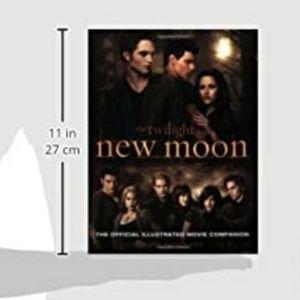 Other - TwilightNewMoonOfficial Illustrated MovieCompanion